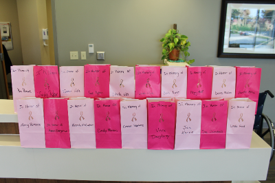 CCMH Recognizes Breast Cancer Awareness