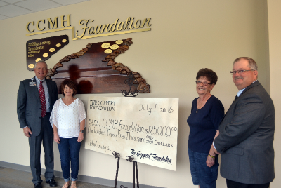 Goppert Foundation Makes Donation to Carroll County Memorial Hospital Foundation