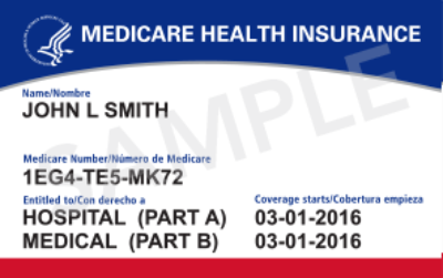 New Medicare Card to be Issued Beginning April 2018