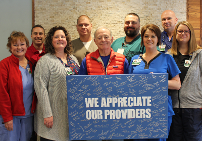 CCMH Recognizes Physicians and Providers