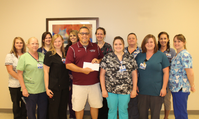 CCMH Recognizes Nursing Professionals