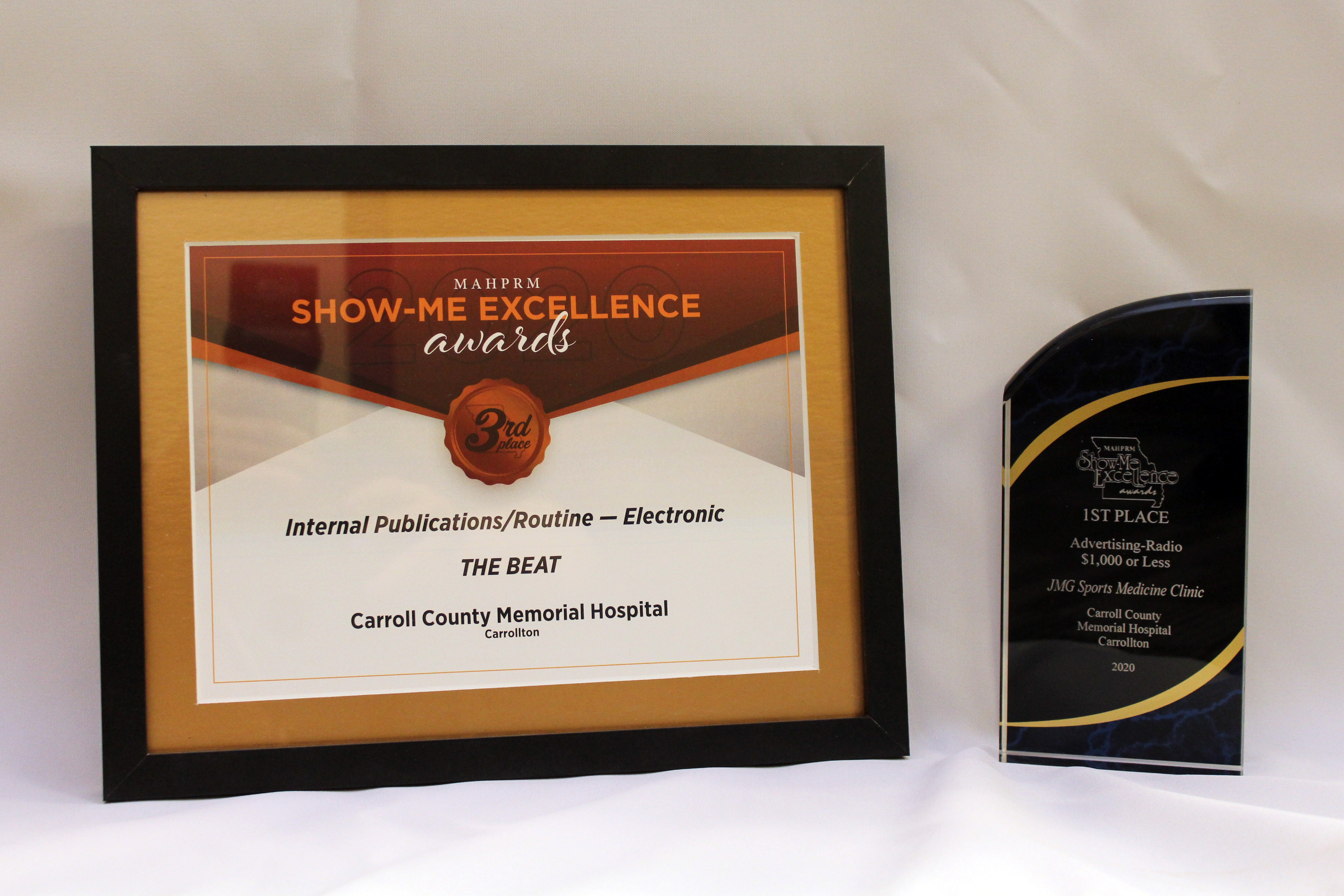 CCMH Recognized as Show-Me Excellence Award Winners