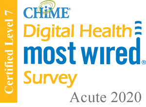 CCMH Earns 2020 CHIME Digital Health Most Wired Recognition