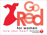 CCMH Recognizes Heart Health Month, Go Red for Women