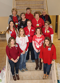 CCMH Celebrates Heart Health Month With AHA Donation