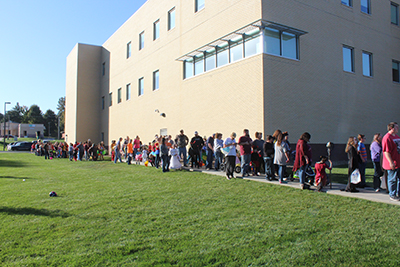 CCMH Hosts Community Trunk or Treat Event